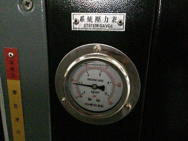 油温机使用要注意压力变化