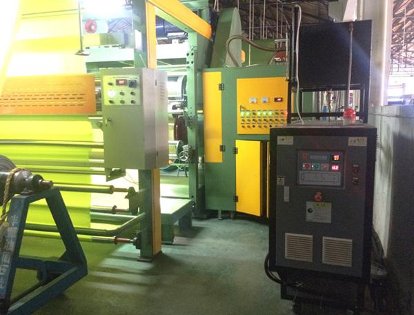 欧能机械辊筒控温应用案例