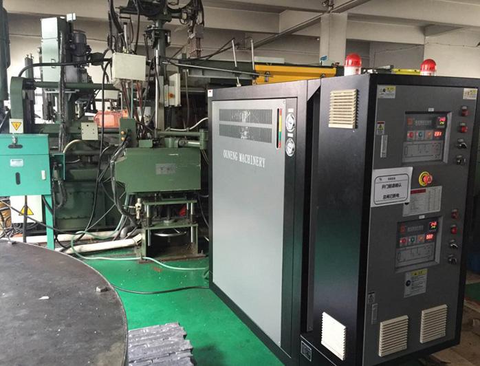 合金压铸控温模温机—应用案例
