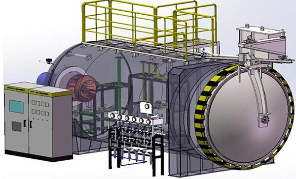 热压罐结构
