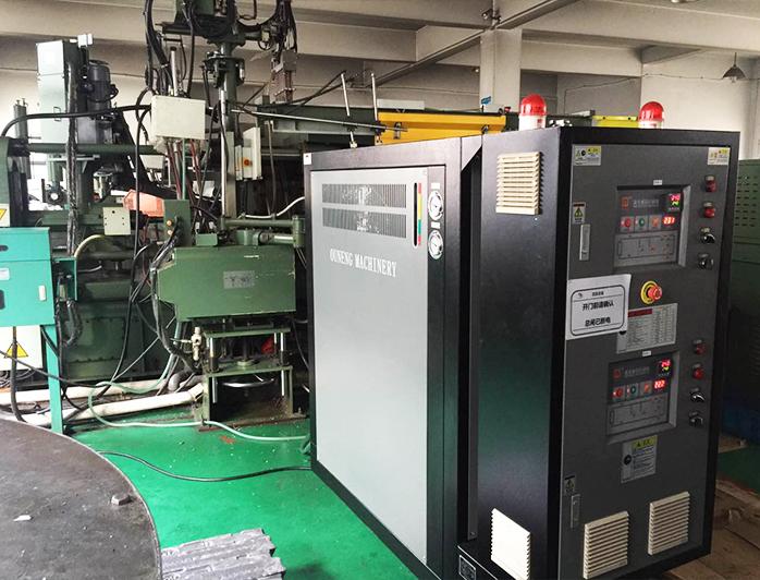 铝合金压铸模温机——应用案例