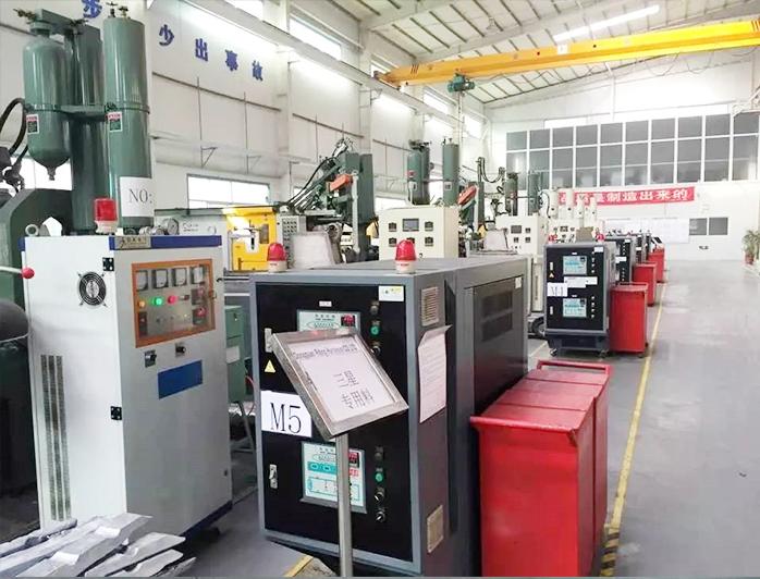 镁合金压铸模温机——应用案例