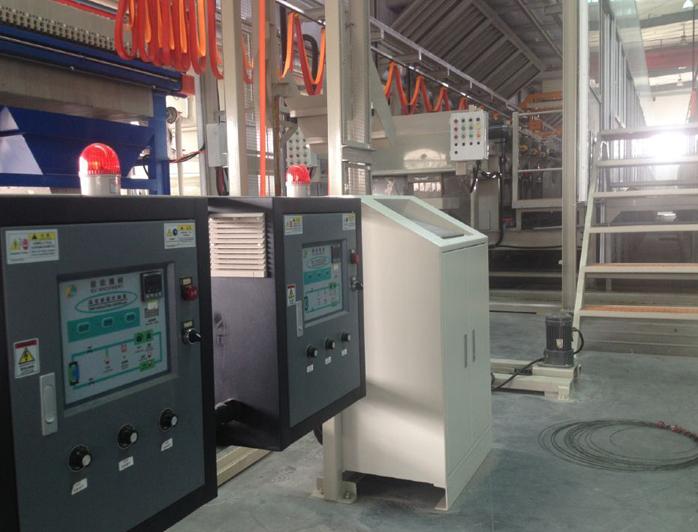 酸洗磷化池加热导热油炉——应用案例