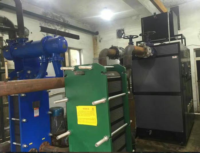 煤改电采暖电加热导热油炉——应用案例