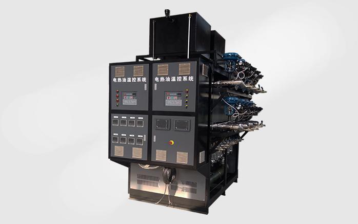 225KW电热油温控系统产品图
