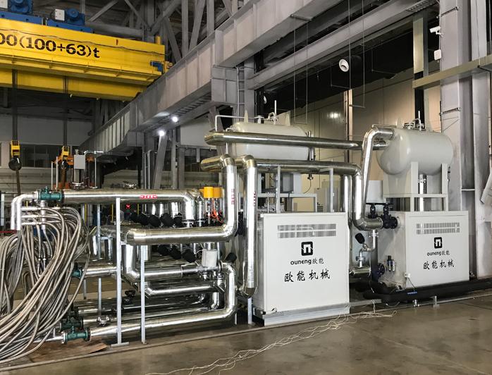 碳纤维RTM树脂传递模塑成型模温机——应用案例