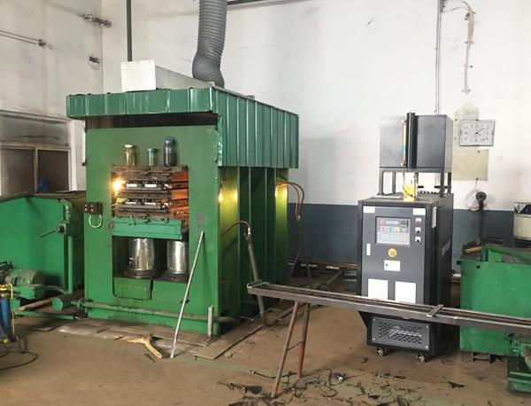 橡胶行业机械控温——应用案例