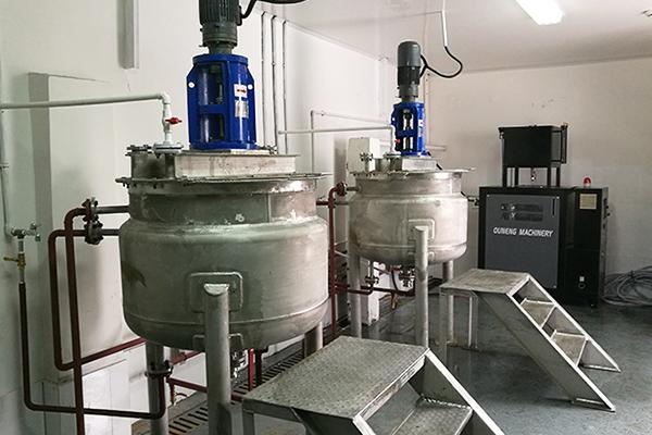 反应釜电加热导热油炉