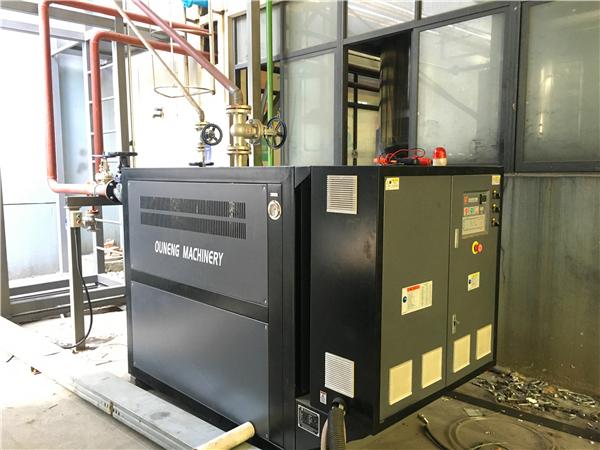 电加热导热油炉耗电吗