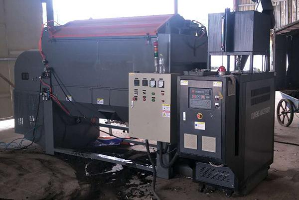 电加热导热油炉助力垃圾分类回收再利用