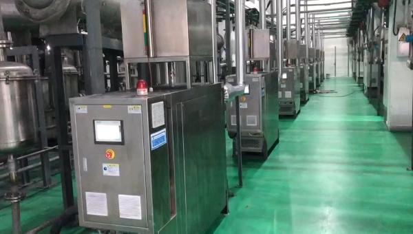 锂电设备控温