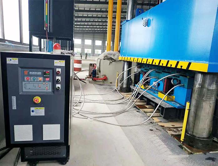 玻璃钢(GFRP)成型模温机——应用案例