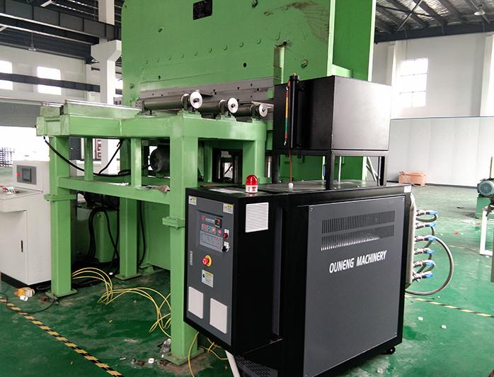 鄂式平板硫化加热油温机——应用案例
