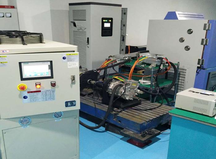 新能源测试高低温冷热一体机——应用案例