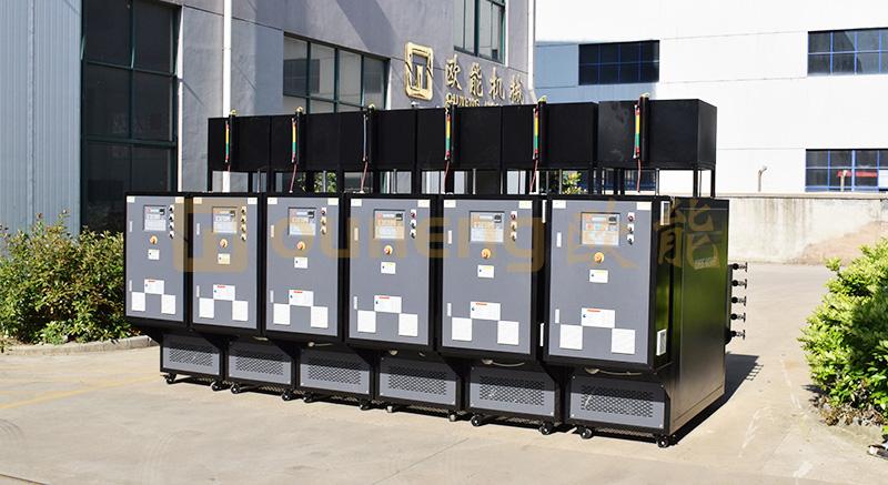 常州电加热油炉发货