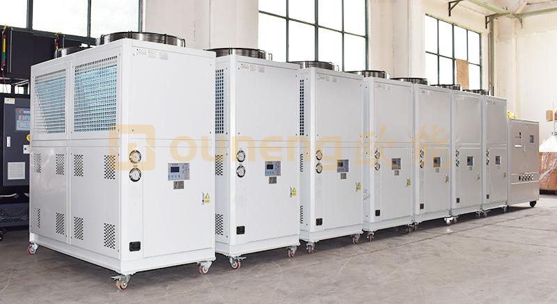 昆山工业冷水机发货