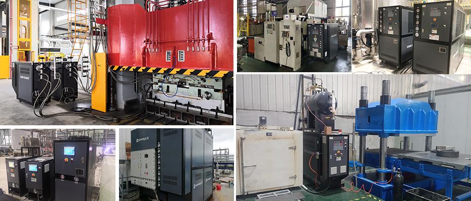 油温电加热设备应用范围