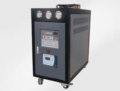 冷热油切换模温机