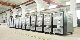 13年专注ysb88易胜博娱乐、电加热导热油炉、冷水机研产销一体